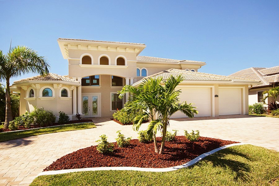 New construction model Cape Coral Riverside Dream