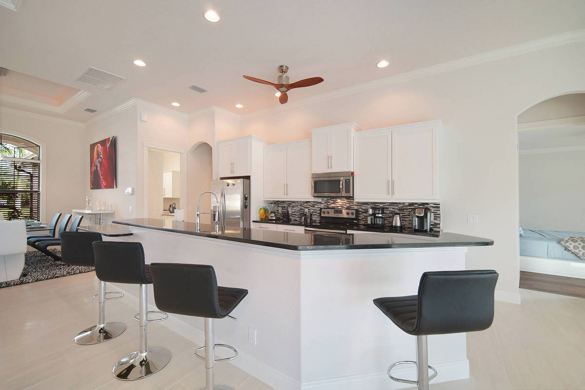 new construction homes cape coral fl modern kitchen