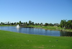 Golfplatz Royal Tee Country Club Cape Coral